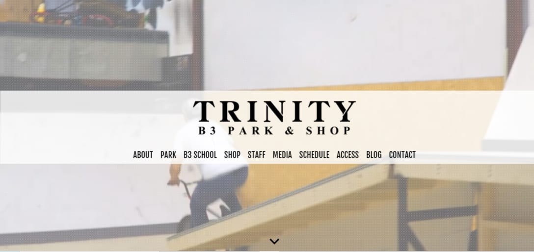 「TRINITY B3 PARK」公式サイトより