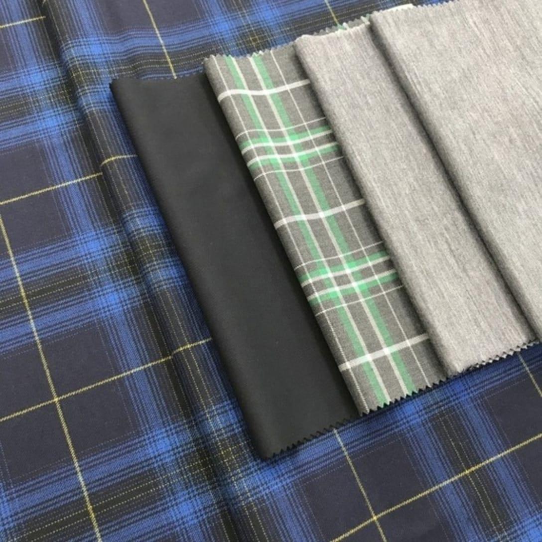 江蘇丹毛紡織服装が開発した22年春夏向け生地