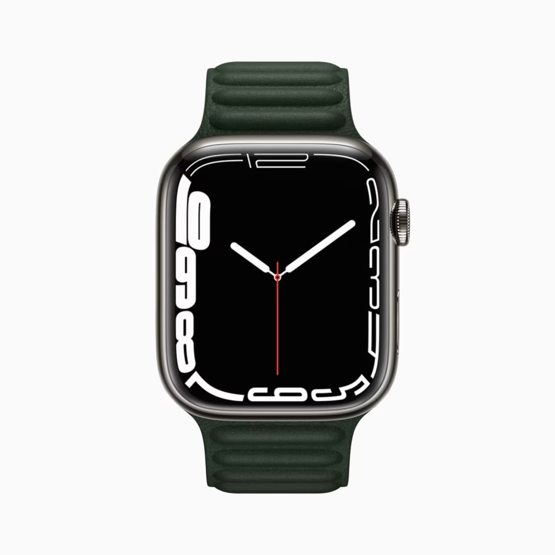 Apple Watch Series 7 Image by Apple