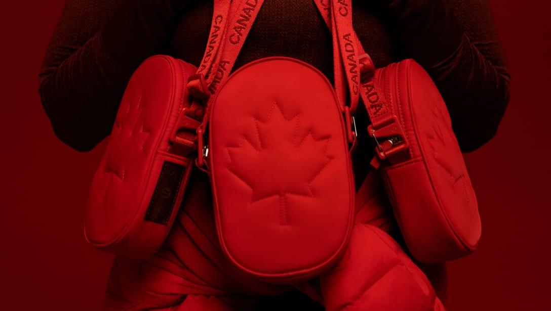 Team Canada x lululemon Future Legacy Bag