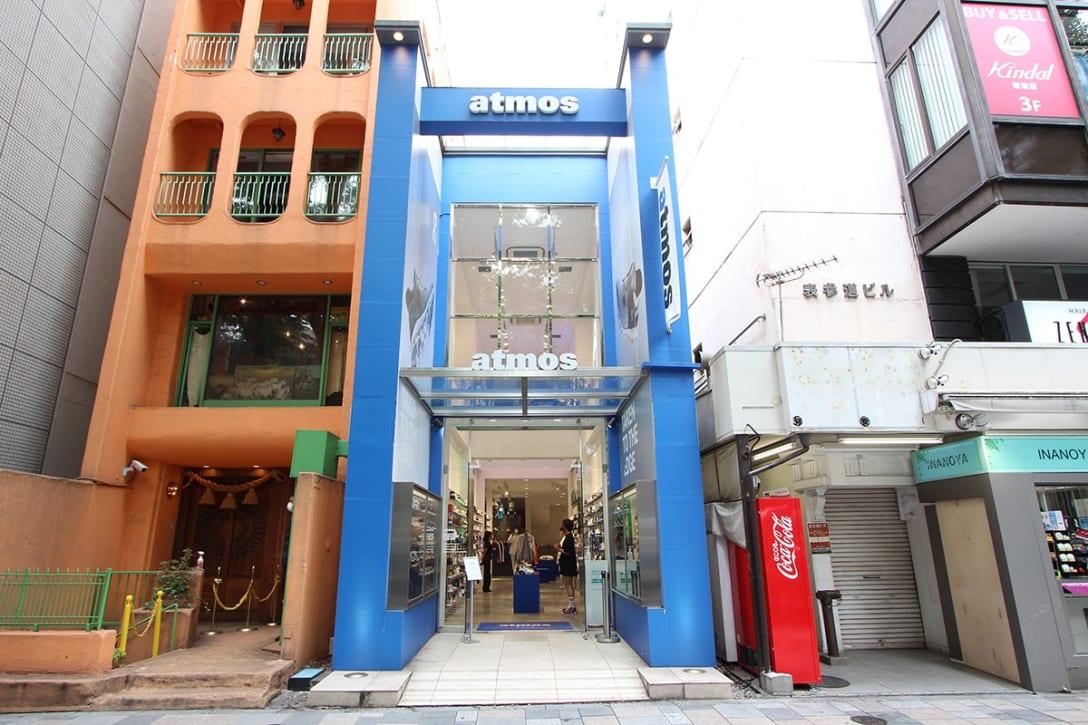 atmos BLUE Omotesando アトモス ブルー 表参道店