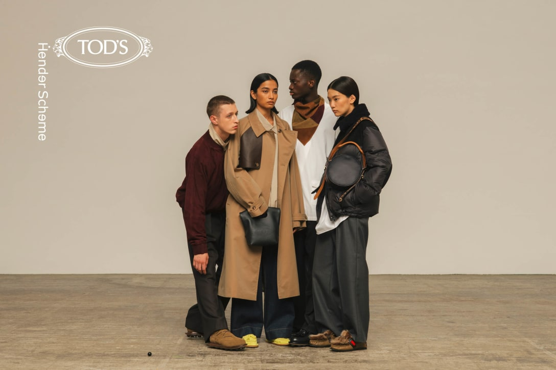 Image by TOD'S