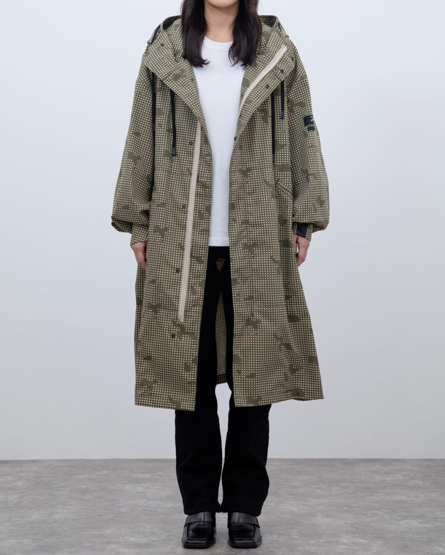 着用サイズ「36」(163cm 女性) Image by FASHIONSNAP