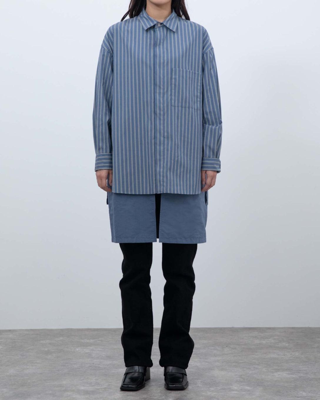 着用サイズ「2」(163cm 女性) Image by FASHIONSNAP