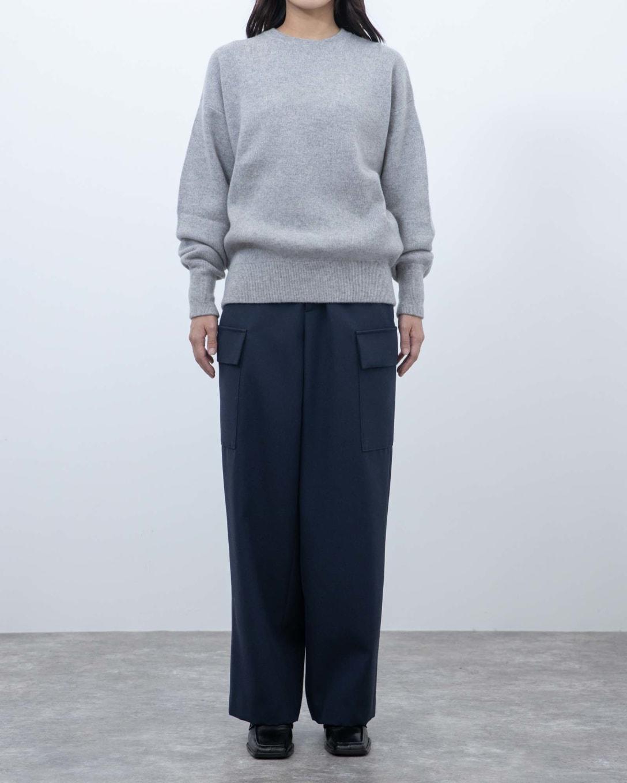 着用サイズ「02」(163cm 女性) Image by FASHIONSNAP