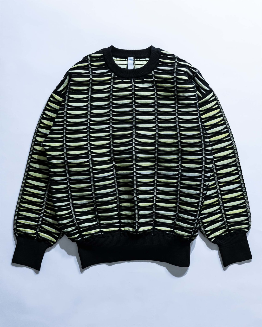 UPCYCLED FAÇADE TOP(税込4万2900円) Image by FASHIONSNAP