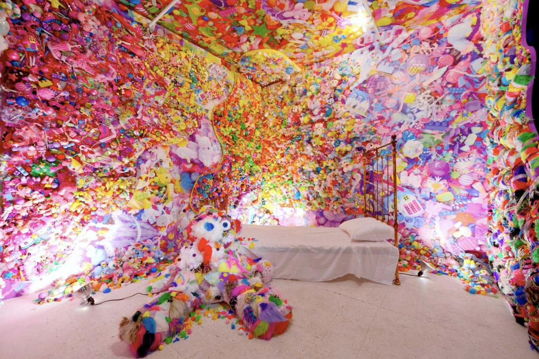 作品「カラフルリベリオン セブンス ナイトメア(Colorful Rebellion Seventh Nightmare)」 Image by アソビシステム