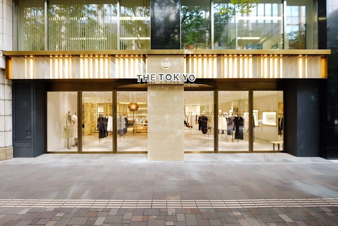 「ザ トウキョウ」丸の内店外観 Image by TOKYO BASE
