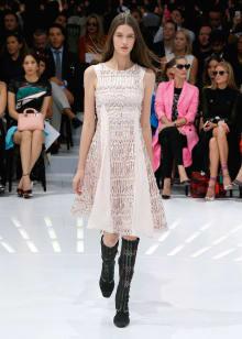 Dior 2015SS パリコレクション 画像31/50