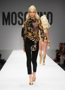 MOSCHINO 2015SS ミラノコレクション 画像41/55