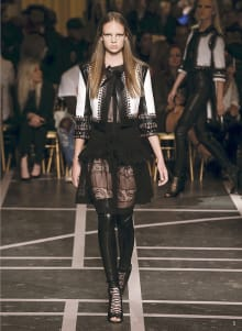 GIVENCHY 2015SS パリコレクション 画像5/58