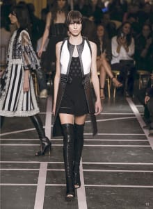 GIVENCHY 2015SS パリコレクション 画像15/58