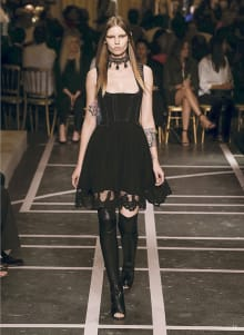 GIVENCHY 2015SS パリコレクション 画像16/58