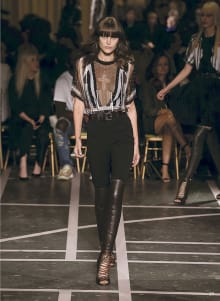 GIVENCHY 2015SS パリコレクション 画像39/58