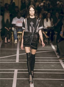 GIVENCHY 2015SS パリコレクション 画像43/58