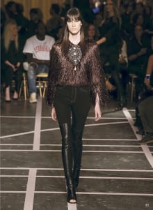 GIVENCHY 2015SS パリコレクション 画像45/58