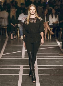 GIVENCHY 2015SS パリコレクション 画像46/58