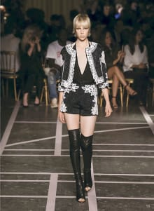 GIVENCHY 2015SS パリコレクション 画像55/58