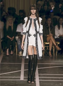 GIVENCHY 2015SS パリコレクション 画像57/58