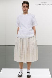 tricot COMME des GARÇONS 2015SS 東京コレクション 画像21/40