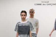 tricot COMME des GARÇONS 2015SS 東京コレクション 画像40/40