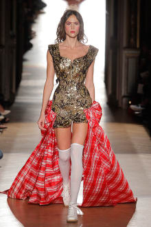 Vivienne Westwood Gold Label 2015SS パリコレクション 画像53/60
