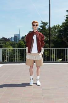ANDREA POMPILIO -Men's- 2015SS ミラノコレクション 画像7/35