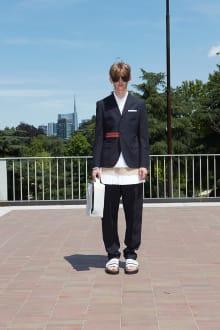 ANDREA POMPILIO -Men's- 2015SS ミラノコレクション 画像17/35