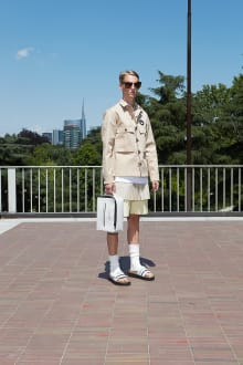 ANDREA POMPILIO -Men's- 2015SS ミラノコレクション 画像22/35