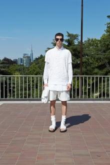 ANDREA POMPILIO -Men's- 2015SS ミラノコレクション 画像28/35