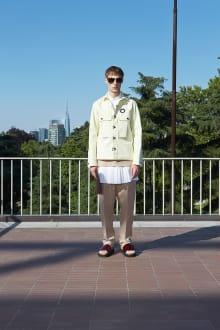 ANDREA POMPILIO -Men's- 2015SS ミラノコレクション 画像29/35