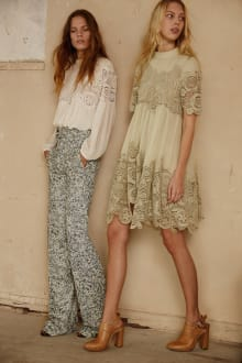 Chloé 2015 Pre-Fall Collection パリコレクション 画像12/27