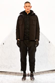White Mountaineering 2015-16AW パリコレクション 画像1/27