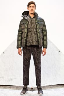 White Mountaineering 2015-16AW パリコレクション 画像10/27