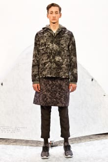 White Mountaineering 2015-16AW パリコレクション 画像11/27