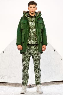 White Mountaineering 2015-16AW パリコレクション 画像16/27