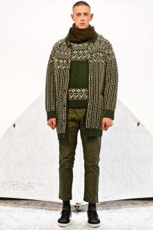 White Mountaineering 2015-16AW パリコレクション 画像17/27