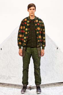 White Mountaineering 2015-16AW パリコレクション 画像18/27