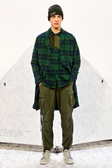 White Mountaineering 2015-16AW パリコレクション 画像20/27