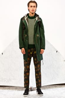 White Mountaineering 2015-16AW パリコレクション 画像21/27