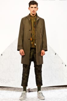 White Mountaineering 2015-16AW パリコレクション 画像24/27