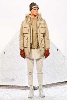 White Mountaineering 2015-16AW パリコレクション 画像25/27