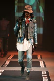 Vantan×Levis×Dr.Martens 2015 東京コレクション 画像40/107
