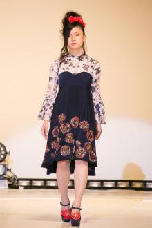 文化服装学院 2015 東京コレクション 画像43/136