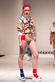 文化服装学院 2015 東京コレクション 画像117/136