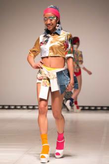 文化服装学院 2015 東京コレクション 画像119/136