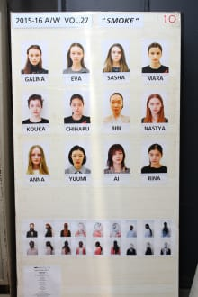 mintdesigns 2015-16AW 東京コレクション 画像121/131