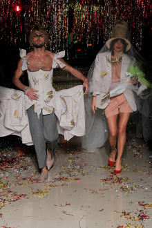 Vivienne Westwood Gold Label 2015-16AW パリコレクション 画像155/168