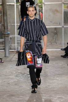 GIVENCHY 2016SS パリコレクション 画像15/28