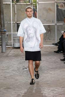 GIVENCHY 2016SS パリコレクション 画像17/28